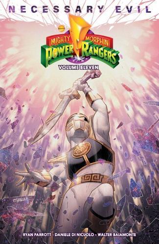 Mighty Morphin Power Rangers Vol. 11 - Mighty Morphin Power Rangers 11 (Paperback)