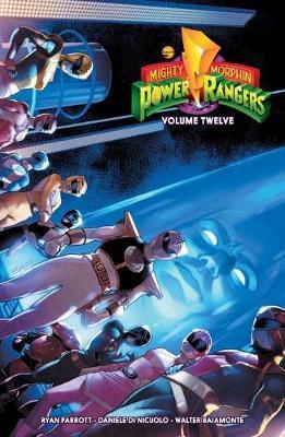 Mighty Morphin Power Rangers Vol. 12 - Mighty Morphin Power Rangers 12 (Paperback)