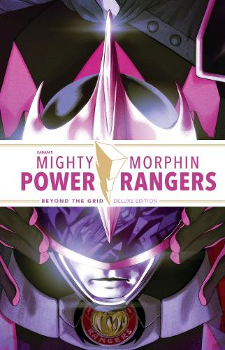 Mighty Morphin Power Rangers Beyond the Grid Deluxe Ed. - Mighty Morphin Power Rangers (Hardback)