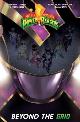 Mighty Morphin Power Rangers: Beyond the Grid - Mighty Morphin Power Rangers (Paperback)