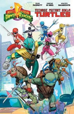 Mighty Morphin Power Rangers/Teenage Mutant Ninja Turtles - Mighty Morphin Power Rangers (Paperback)