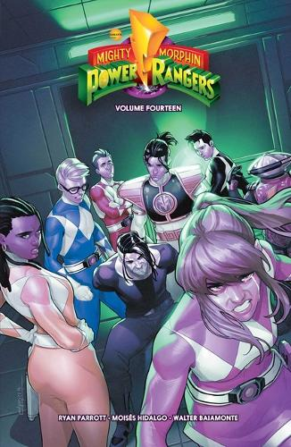 Mighty Morphin Power Rangers Vol. 14 - Mighty Morphin Power Rangers 14 (Paperback)