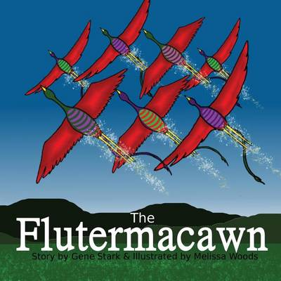 The Flutermacawn (Paperback)