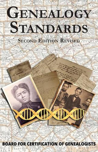 Genealogy Standards Second Edition (Paperback)