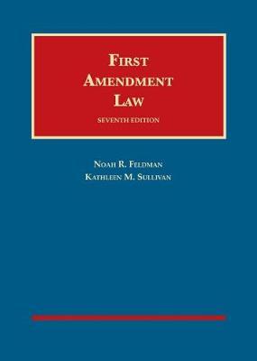 First Amendment Law - University Casebook Series (Hardback)