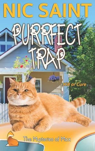 Purrfect Trap - Mysteries of Max 15 (Paperback)