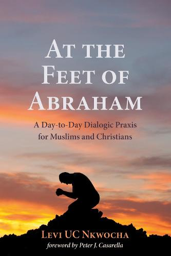 At the Feet of Abraham (Hardback)
