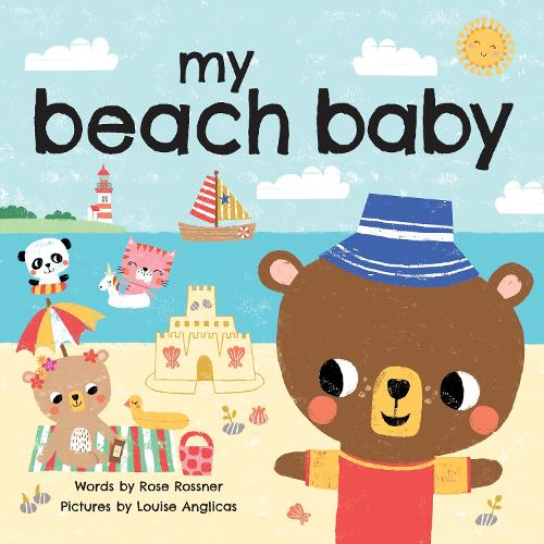 My Beach Baby - My Baby Locale (Board book)