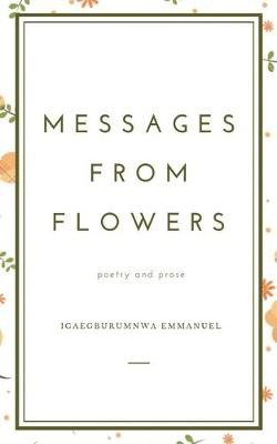 Messages from Flowers (Paperback)