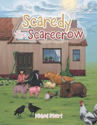 Scaredy the Scarecrow (Paperback)