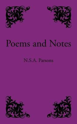 Poems and Notes (Paperback)