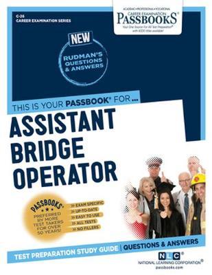 Assistant Bridge Operator (Paperback)