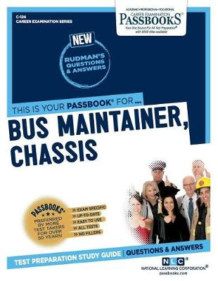 Bus Maintainer, Chassis (Paperback)