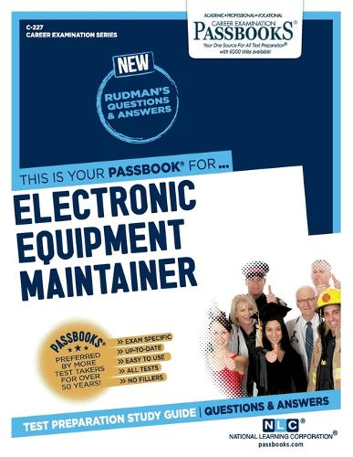 Electronic Equipment Maintainer (Paperback)
