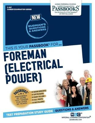 Foreman (Electrical Power) (Paperback)