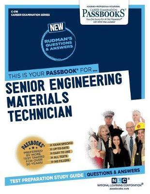 Senior Engineering Materials Technician (Paperback)