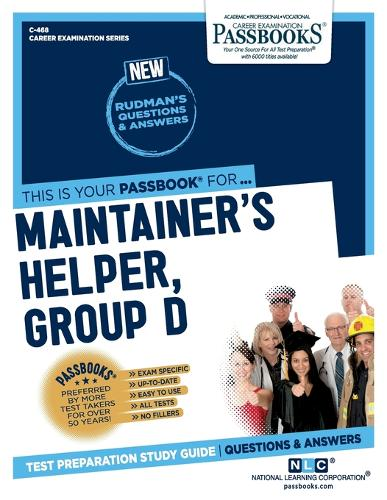 Maintainer's Helper, Group D (Paperback)