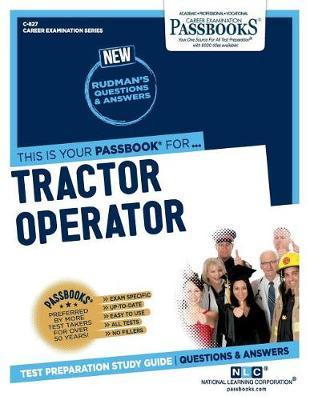 Tractor Operator (Paperback)