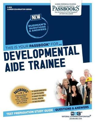 Developmental Aide Trainee (Paperback)