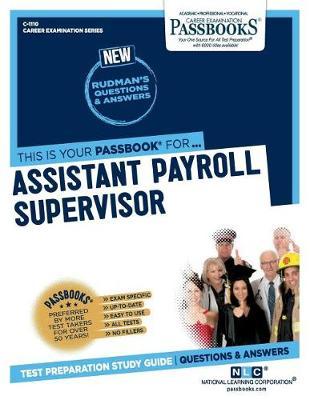 Assistant Payroll Supervisor (Paperback)