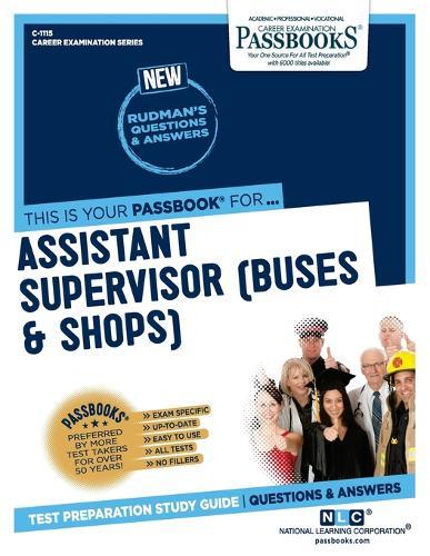 Assistant Supervisor (Buses and Shops) (Paperback)