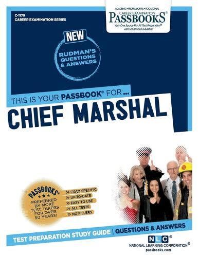 Chief Marshal (Paperback)