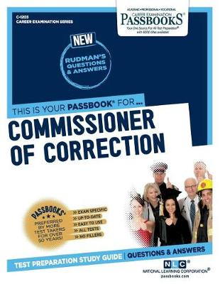 Commissioner of Correction (Paperback)