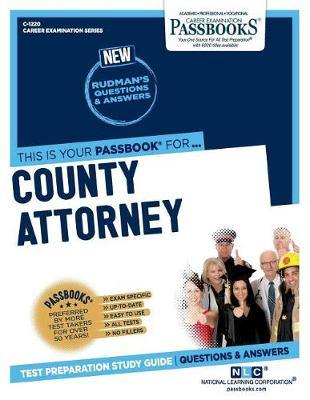 County Attorney (Paperback)