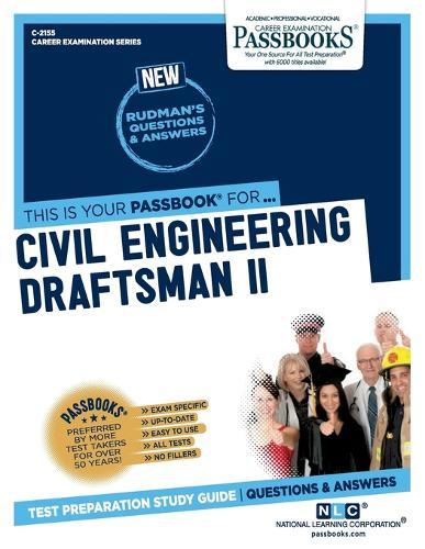 Civil Engineering Draftsman II (Paperback)