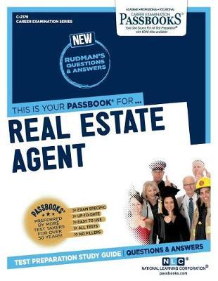 Real Estate Agent (Paperback)