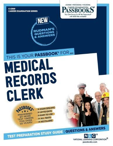 Medical Records Clerk (Paperback)