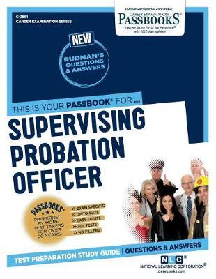 Supervising Probation Officer (Paperback)