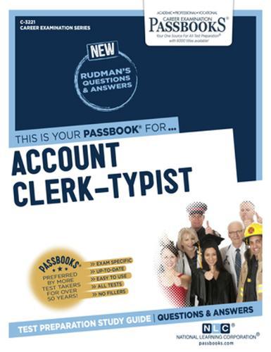 Account Clerk-Typist (Paperback)