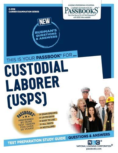 Custodial Laborer (USPS) (Paperback)