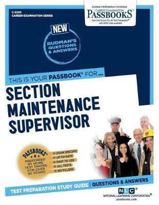 Section Maintenance Supervisor (Paperback)