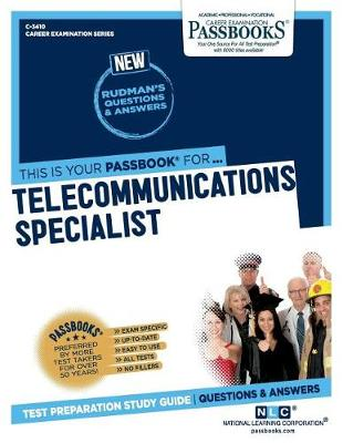 Telecommunications Specialist (Paperback)