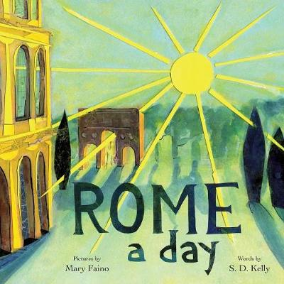 ROME a day: Scenes from the Eternal City (Paperback)