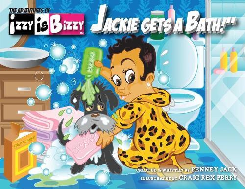 Jacke Gets a Bath (Paperback)