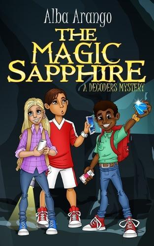 The Magic Sapphire - Decoders 1 (Paperback)