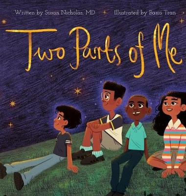 Two Parts of Me: I Am More Than My Body - Conscious Children's Books 1 (Hardback)