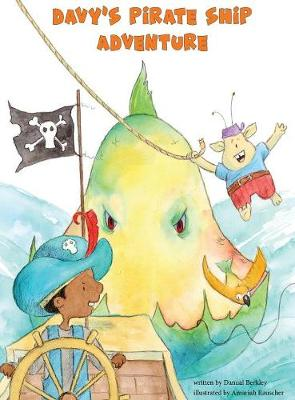 Davy's Pirate Ship Adventure (Hardback)
