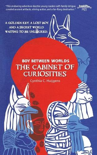 Boy Between Worlds: The Cabinet of Curiosities (Paperback)