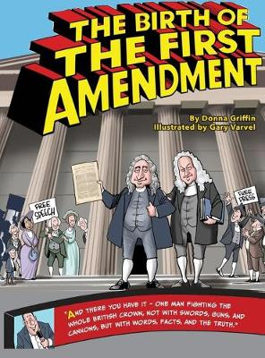 The Birth of The First Amendment - In the Moment 1 (Hardback)