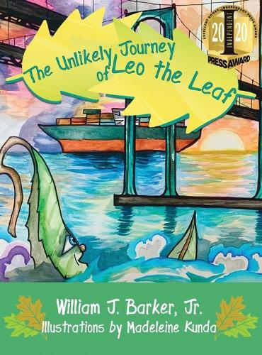 The Unlikely Journey of Leo the Leaf (Hardback)