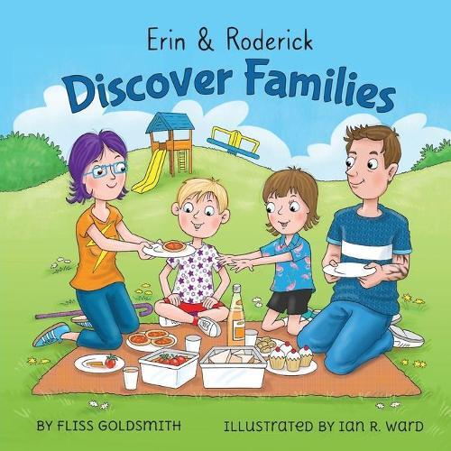 Erin & Roderick Discover Families - Erin & Roderick 1 (Paperback)