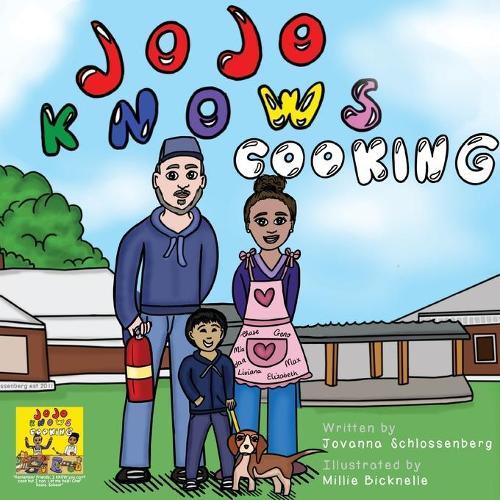 JoJo KNOWS Cooking (Paperback)