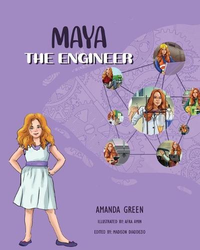 Maya the Engineer (Paperback)