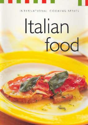 Italian Food (Paperback)