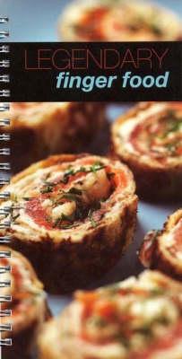 Legendary Finger Food (Paperback)