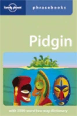 Lonely Planet Pidgin Phrasebook (Paperback)